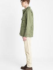 Brixtol Textiles - Adler - windjassen - light olive - 4