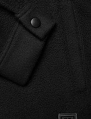 Brixtol Textiles - Frank Fleece - overdeler - black - 9