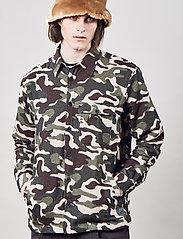 Brixtol Textiles - Frank - overshirts - bt camo - 6