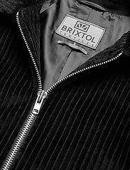 Brixtol Textiles - Eve Cord - lichte jassen - black - 5