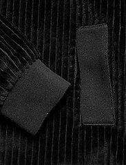 Brixtol Textiles - Eve Cord - lichte jassen - black - 6