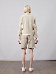 Brixtol Textiles - Sissel - lichte jassen - stone - 4