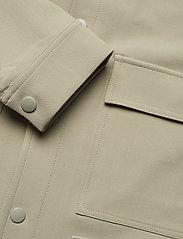 Brixtol Textiles - Sissel - lichte jassen - stone - 7