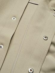Brixtol Textiles - Sissel - lichte jassen - stone - 8