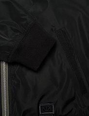 Brixtol Textiles - A.J Reversible - bomber jakker - black/light olive - 13