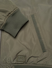 Brixtol Textiles - A.J Reversible - bomber jakker - black/light olive - 16