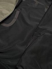 Brixtol Textiles - A.J Reversible - bomber jakker - black/light olive - 17