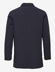 Brixtol Textiles - T-Coat Stretch - dunne mantels - carbon navy - 2