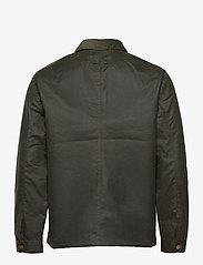 Brixtol Textiles - Will Wax - windjassen - olive - 2