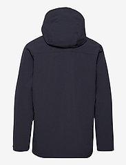 Brixtol Textiles - Sean - parka's - carbon navy - 2