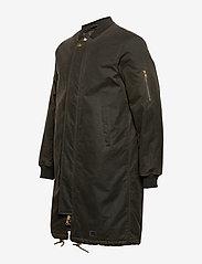 Brixtol Textiles - D.W Bomber - bomber jakke - olive - 3