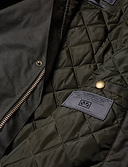 Brixtol Textiles - D.W Bomber - bomber jakke - olive - 10