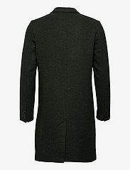 Brixtol Textiles - Ian - ullfrakker - olive - 2