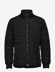 Brixtol Textiles - Livingstone - parkas - black - 3