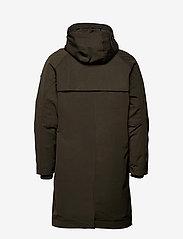 Brixtol Textiles - Livingstone - parkas - olive - 2