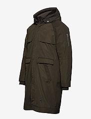 Brixtol Textiles - Livingstone - parkas - olive - 6