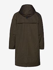 Brixtol Textiles - Livingstone - parkas - olive - 8