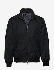 Brixtol Textiles - Orson - bomberjackor - black - 0