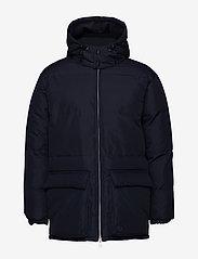 Brixtol Textiles - Bez - kurtki puchowe - dark navy - 7