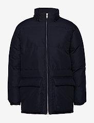 Brixtol Textiles - Bez - kurtki puchowe - dark navy - 9