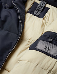 Brixtol Textiles - Bez - kurtki puchowe - dark navy - 4