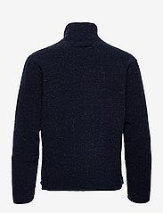Brixtol Textiles - Seven - basic gebreide truien - navy - 2