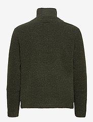 Brixtol Textiles - Seven - basisstrikkeplagg - olive - 2