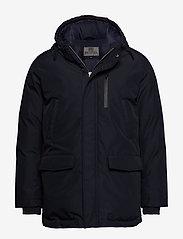 Brixtol Textiles - Smith - kurtki puchowe - navy - 1