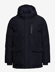Brixtol Textiles - Smith - kurtki puchowe - navy - 2