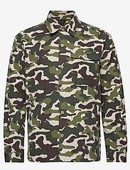 Brixtol Textiles - Frank - overshirts - bt camo - 1