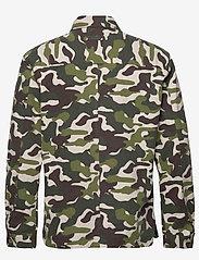 Brixtol Textiles - Frank - overshirts - bt camo - 2