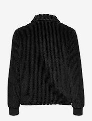 Brixtol Textiles - Eve Cord - lichte jassen - black - 2