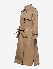 Brixtol Textiles - Viw - trenchcoats - sand - 4
