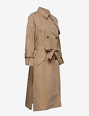 Brixtol Textiles - Viw - trenchcoats - sand - 5
