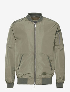 Harris - bomber jakke - light olive