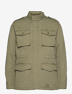 Adler - vindjakker - light olive