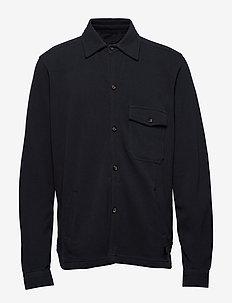 Frank Piquet - koszule casual - navy