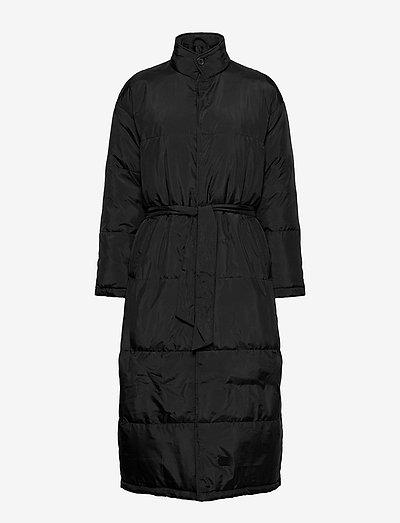 Ana - vinterfrakker - black