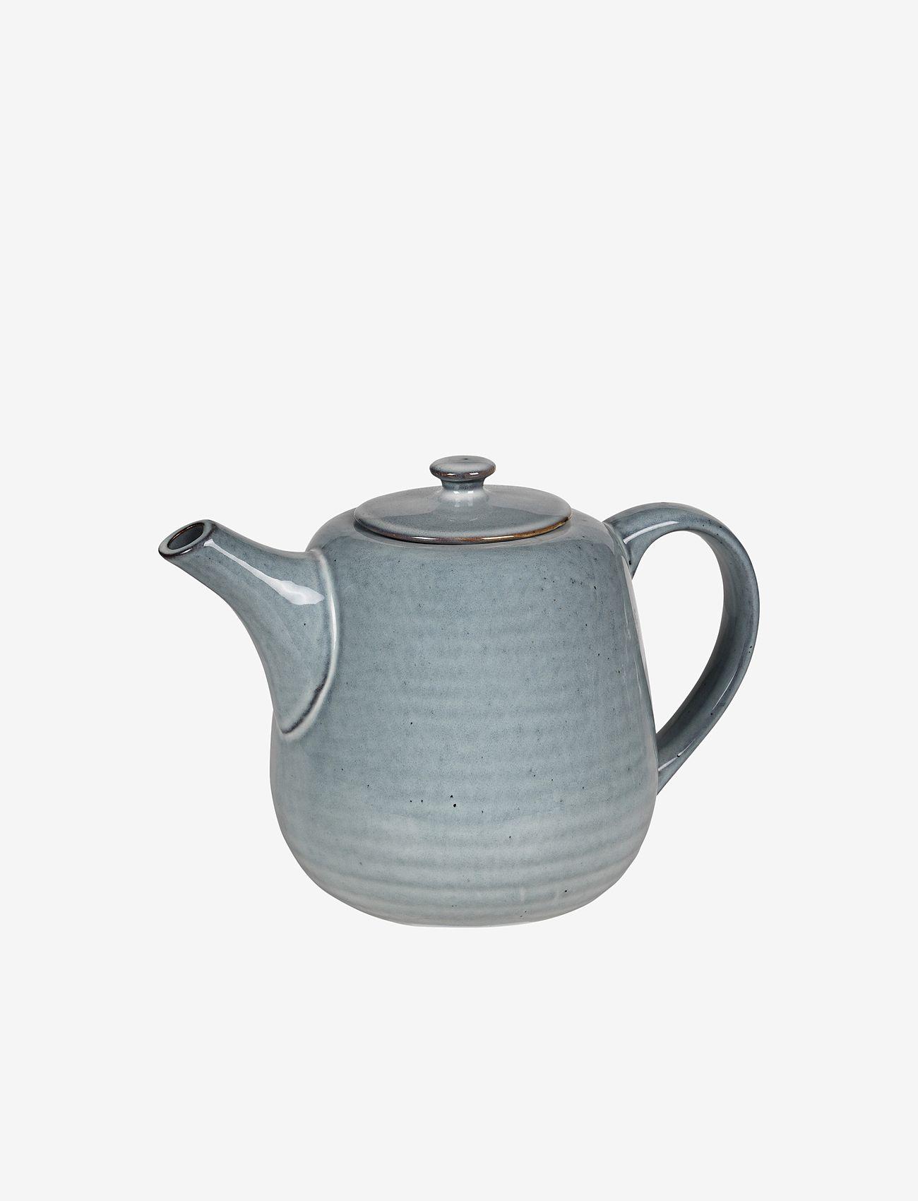 Broste Copenhagen - Tea pot Nordic Sea - teepannut - nordic sea - 0