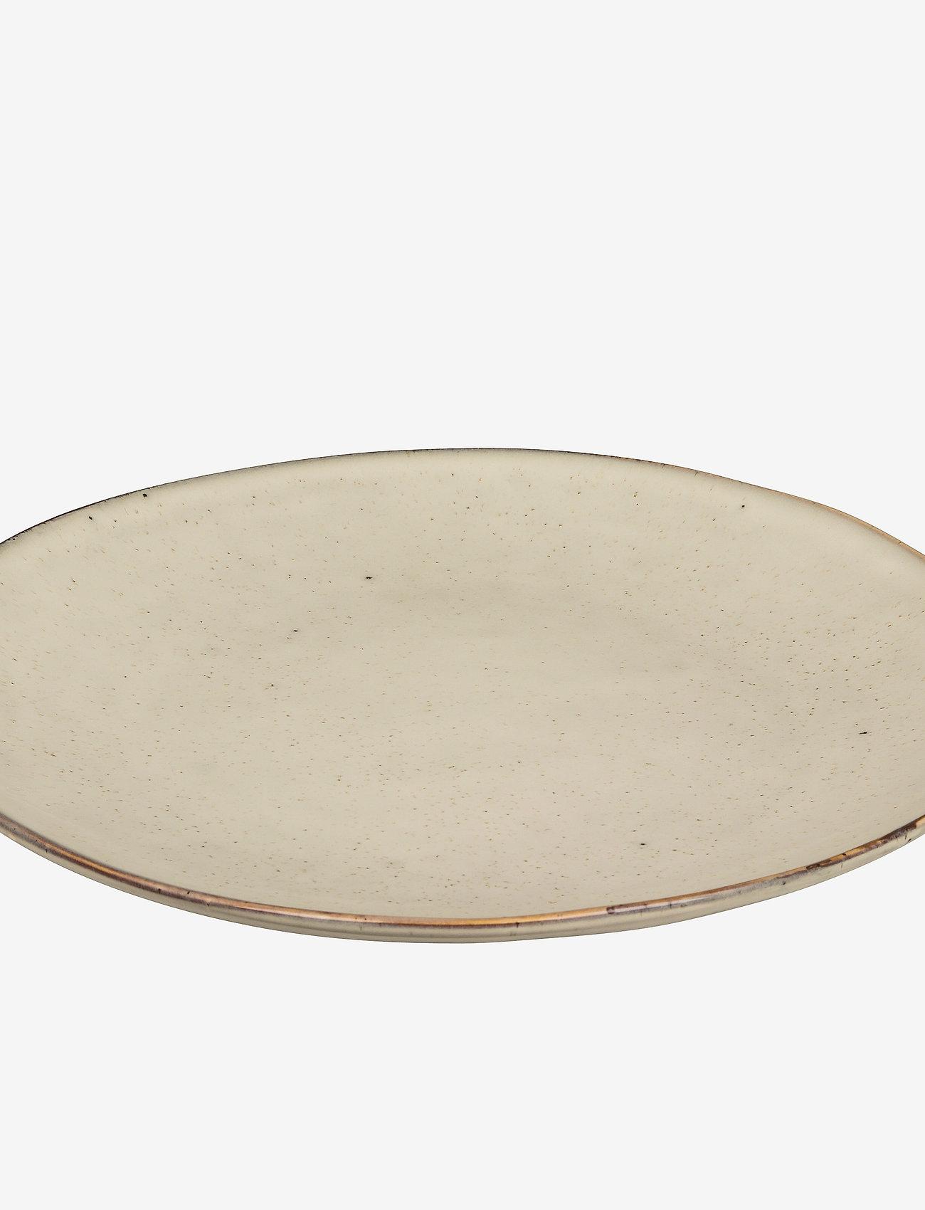 Broste Copenhagen Dinner Plate Nordic Sand   Plates   Boozt.com