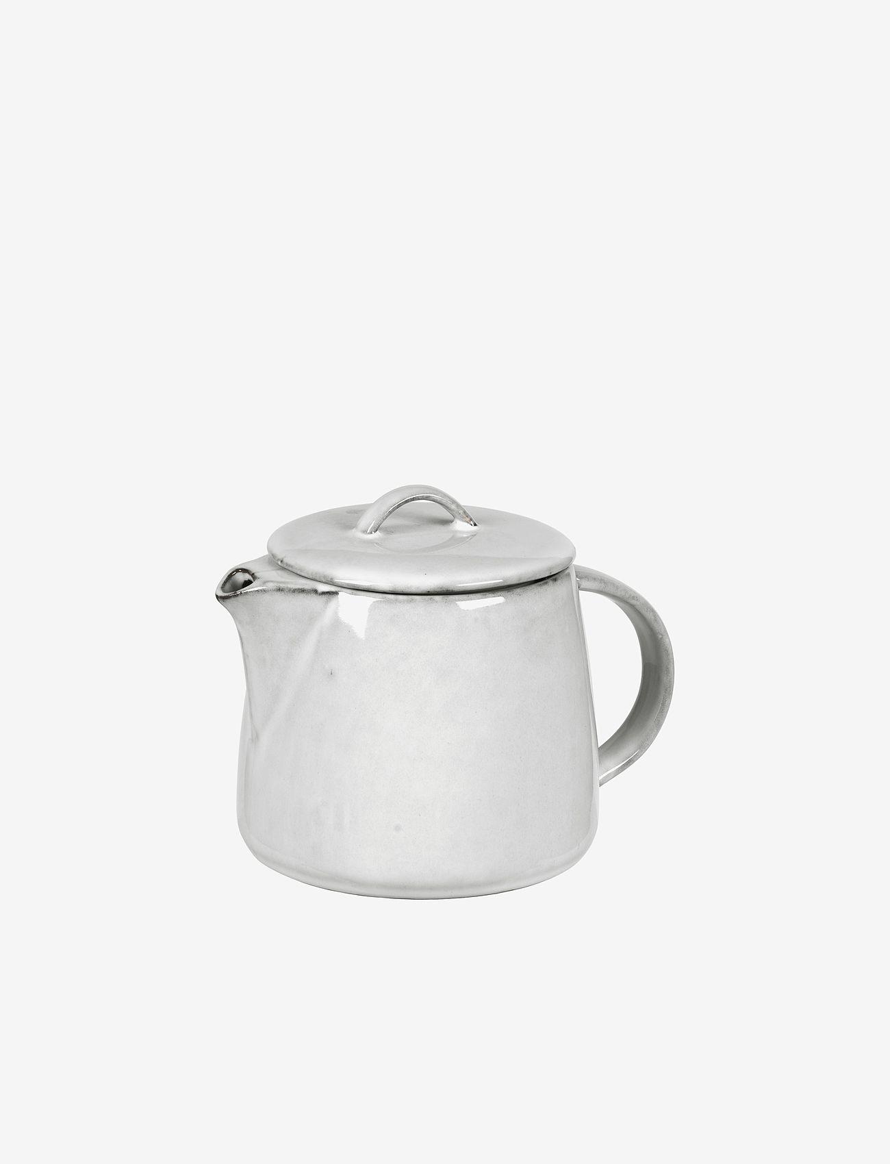Broste Copenhagen - Tea pot Nordic sand - teepannut - nordic sand - 0