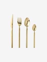 Broste Copenhagen - Cutlery Tvis set - bestikksett - titanium rose gold - 0