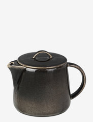 Broste Copenhagen - Te pot Nordic coal - teepannut - charcoal - 0