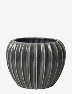 Flower pot Wide - ruukut - smoked pearl