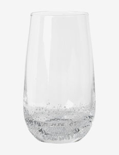 Drinking glass Bubble - juomalasit - clear