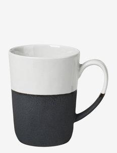 KRUS 'ESRUM'  M/HANK - kaffekopper - ivory/grey