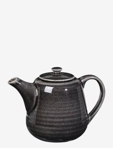 Tea pot Nordic coal - teepannut - charcoal