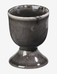 Egg cup Nordic coal - eggeglass - charcoal