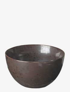 Bowl Esrum night - kulhot - grey/brown