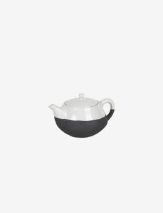 Tea pot Esrum - teepannut - ivory/grey colour